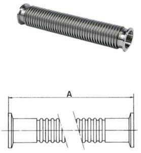 Tubi Flessibili Flangiati